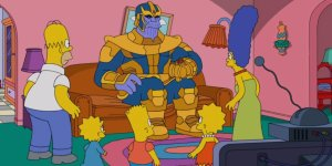 I Simpson - Marvel