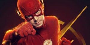 The Flash: Grant Gustin nei panni di Barry West nell'evento Armageddon?