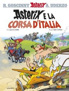 Asterix e la Corsa d'Italia, di Jean-Yves Ferri e Didier Conrad - Panini Comics