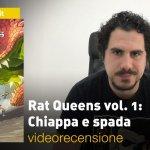 SaldaPress, Image – Rat Queens vol. 1: Chiappa e spada, la videorecensione e il podcast