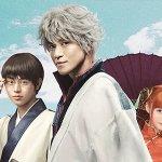 Gintama: nuovo trailer per il live action e novità sull'anime!