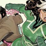 Marvel, Mr. & Mrs. X: le nuove divise spaziali di Rogue e Gambit!