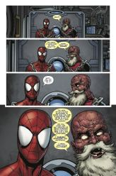 Spider-Man Deadpool #33, anteprima 01