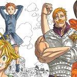 Seven Deadly Sins: Nakaba Suzuki annuncia la fine del manga