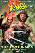 Uncanny X-Men #12, copertina di Salvador Larroca