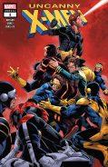 Uncanny X-Men Annual #1, copertina di Salvador Larroca