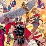War of the Realms: ecco le prime tavole del nuovo evento Marvel!
