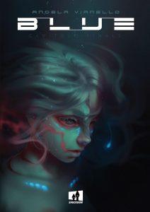 Blue vol. 2: Capitolo finale, copertina di Angela Vianello