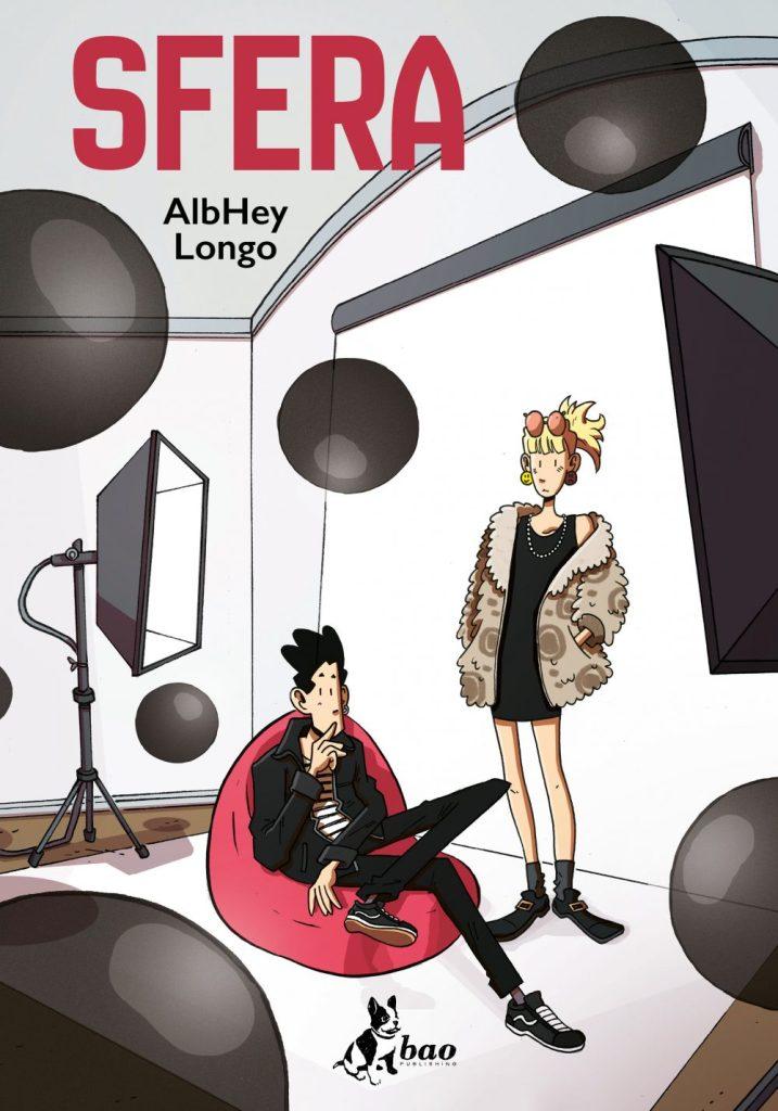 Sfera, copertina di AlbHey Longo