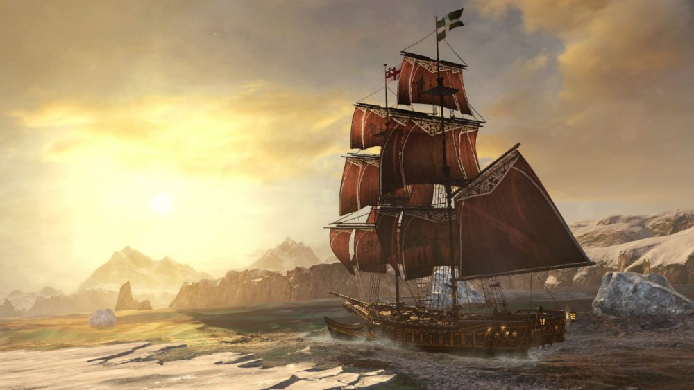 Assassin's Creed Rogue Remastered banner scheda