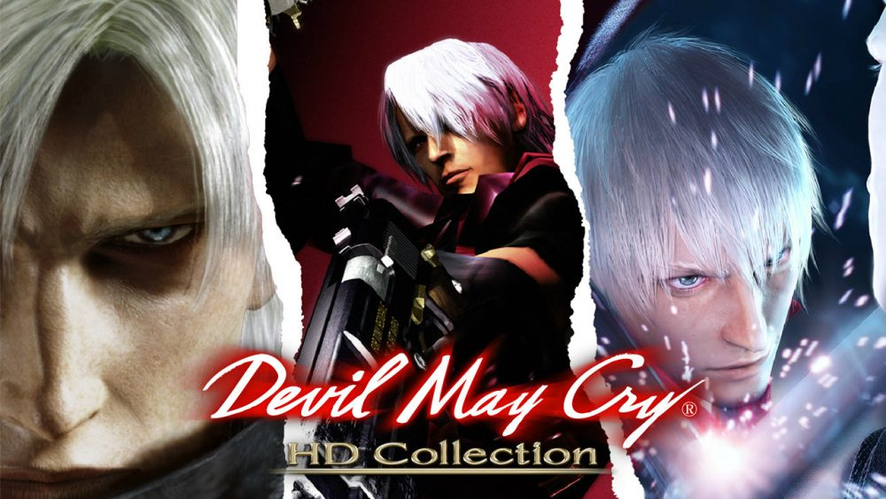 Devil May Cry HD Collection banner scheda