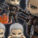 The Witcher 3: Wild Hunt, aperte le prenotazioni per la Nendoroid di Geralt, anche nella variante nella tinozza