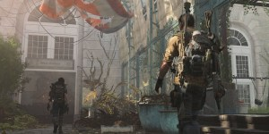Tom Clancy's The Division 2 banner megaslide