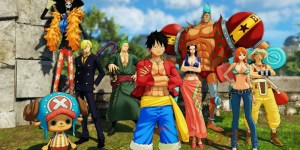 One Piece World Seeker megaslide