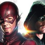 Grant Gustin, star di The Flash, saluta Arrow