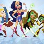 DC Super Hero Girls: online la prima immagine dedicata alle iconiche eroine