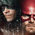 Elseworlds: dal set del crossover dell'Arrowverse emerge la prima foto di The Monitor!