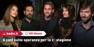 EXCL – Hill House, il cast su quello che vorrebbe vedere in una ipotetica seconda stagione