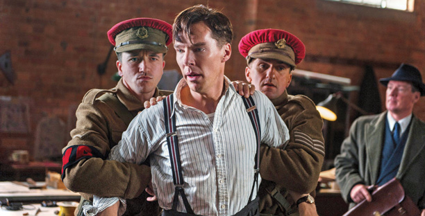 The Imitation Game: una clip e due nuovi spot italiani