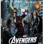 Cover home video | The Avengers