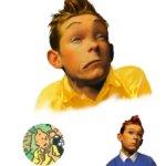 Concept art | Le Avventure di Tintin: il Segreto dell'Unicorno