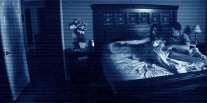 Paranormal Activity banner