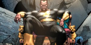 black adam slide