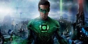 Green Lantern banner