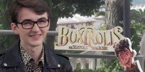 Videointervista: Isaac Hempstead-Wright ci parla di Boxtrolls!