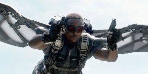 Avengers: Infinity War, secondo Anthony Mackie una particolare sequenza ha richiesto 25 pagine di script