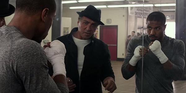 Sylvester Stallone il nuovo regista di Creed 2