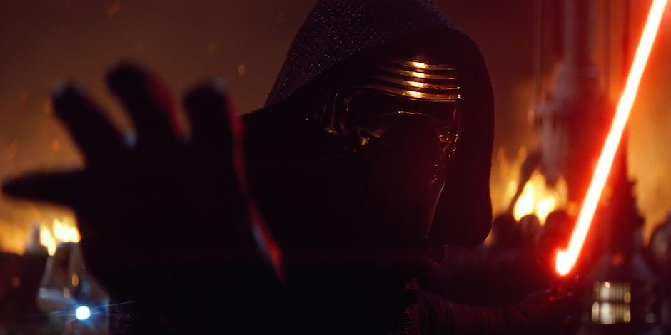 Star Wars: Il Risveglio della Forza, Kylo Ren al centro del nuovo trailer internazionale!