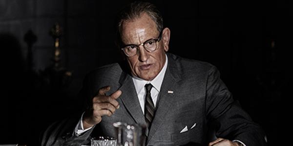 LBJ, Woody Harrelson Presidente degli Stati Uniti nel trailer