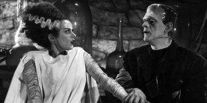 Elsa Lanchester (La Moglie di Frankenstein di James Whale, 1935)