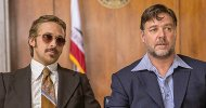 The Nice Guys: Russell Crowe e Ryan Gosling nel nuovo poster