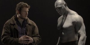 Guardiani della Galassia: ecco il provino di Chris Pratt e Dave Bautista