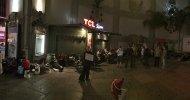 The Line Awakens: fan accampati a Hollywood già da tre giorni per Il Risveglio della Forza!