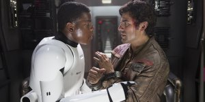 Star Wars Poe Dameron Finn