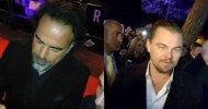 Revenant – Redivivo: Leonardo DiCaprio e Alejandro G. Iñárritu a Roma, ecco foto e video!