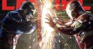 Captain America: Civil War in copertina su Empire!