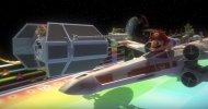Star Kart, una folle corsa coi Kart di Super Mario attraverso i pianeti di Star Wars!