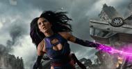 """Olivia Munn mostra i lividi """"guadagnati"""" durante le riprese di X-Men: Apocalisse"""