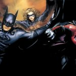 Batman & Robin: il trailer del cinecomic con George Clooney ricreato in stile Tim Burton