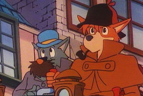 Il Fiuto di Sherlock Holmes 1984