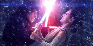 Star Wars: Il Risveglio della Forza Rey Kylo Ren