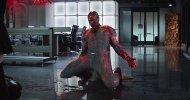 Avengers: Infinity War, Visione sotto attacco in un video dal set a Edimburgo