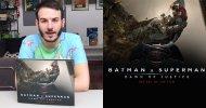 Videorecensione: The Art of Batman v Superman
