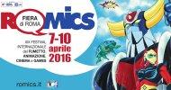 Romics 2016: tra gli appuntamenti anche un panel su Lo Chiamavano Jeeg Robot