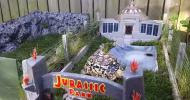 Jurassic Park diventa un recinto per tartarughe