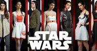 Star Wars: Il Risveglio della Forza, la linea di abbigliamento femminile ispirata al film